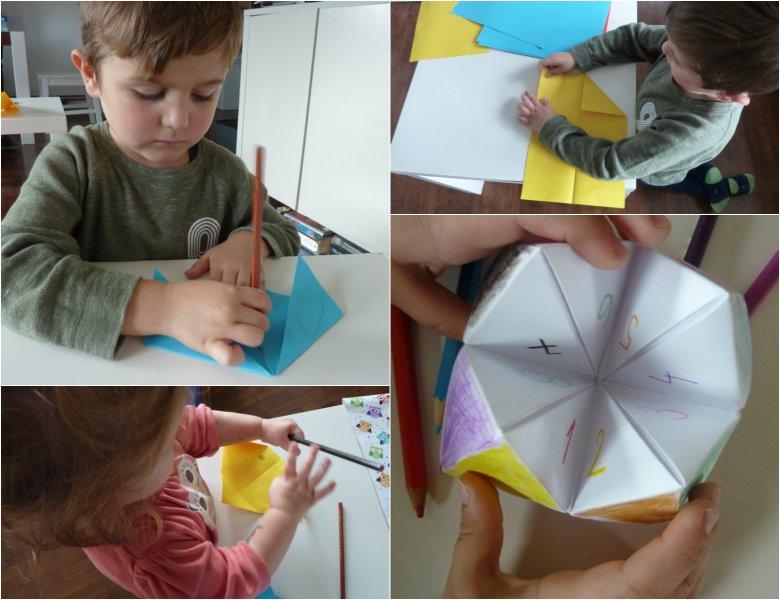 Origami za djecu, jednostavne upute