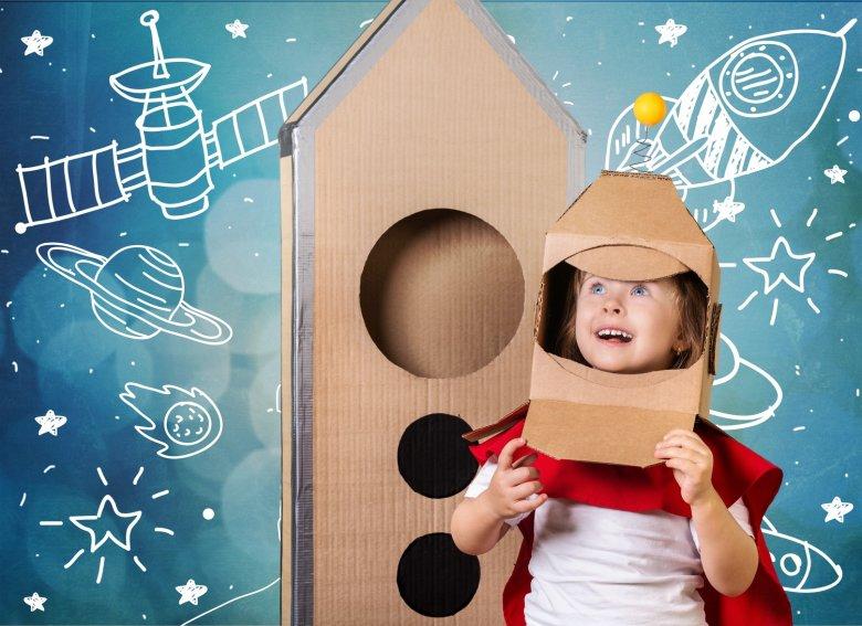 Djeci kojoj je svemir interes najbolje je poticati taj interes igračkama