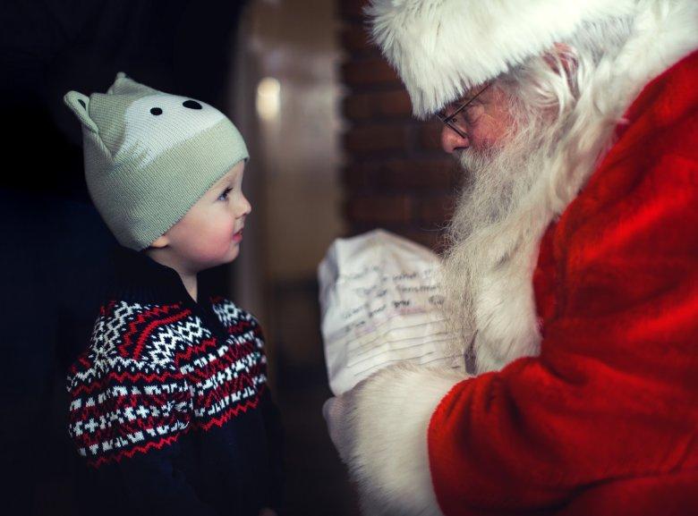 Djed Božićnjak treba postojati! Neka čarolija potraje...