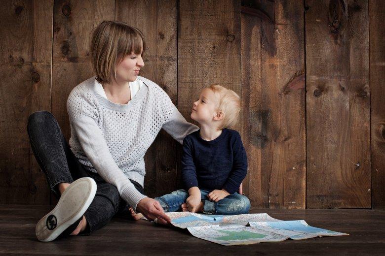 Igra s djetetom je jako važna