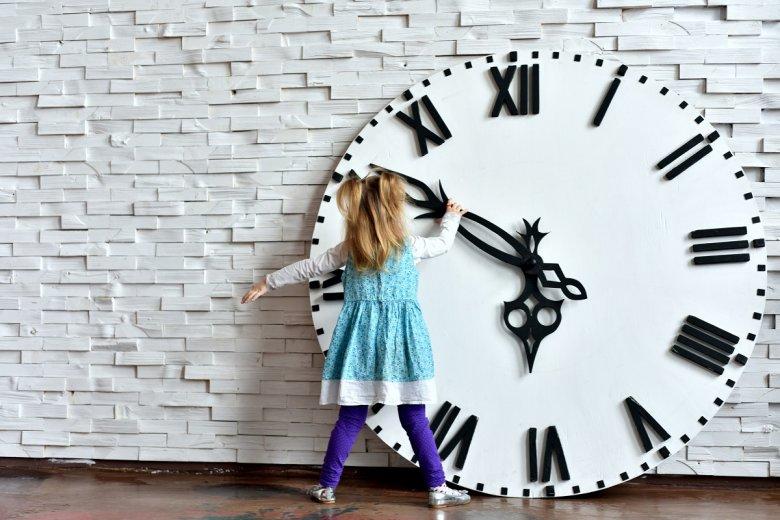 Učenje na sat uz dječje satove