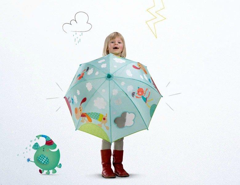 Kišobrani za djecu Lilliputiens