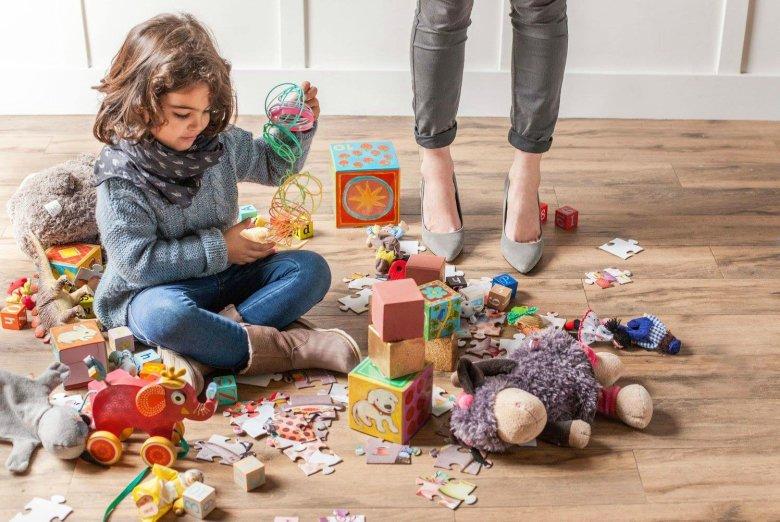 Kako motivirati dijete na pospremanje igračaka?