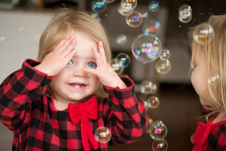 Jednogodišnjaci kroz igru upooznaju svijet