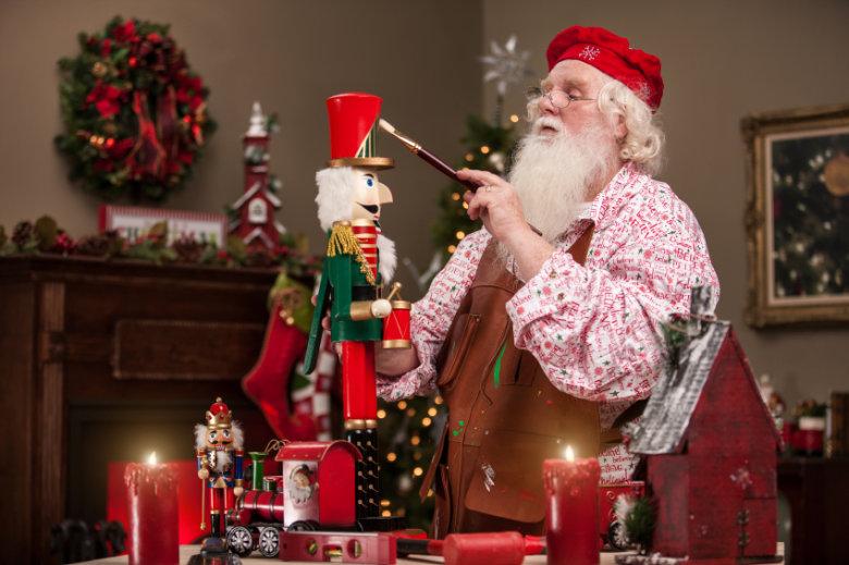 Zašto djed Božićnjak toliko voli drvene igračke?