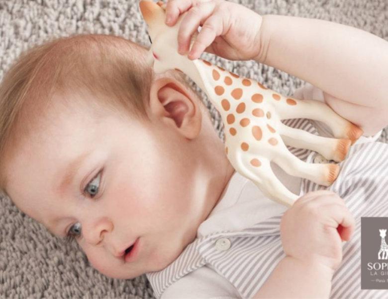 Sophie la girafe: Prva najbolja prijateljica