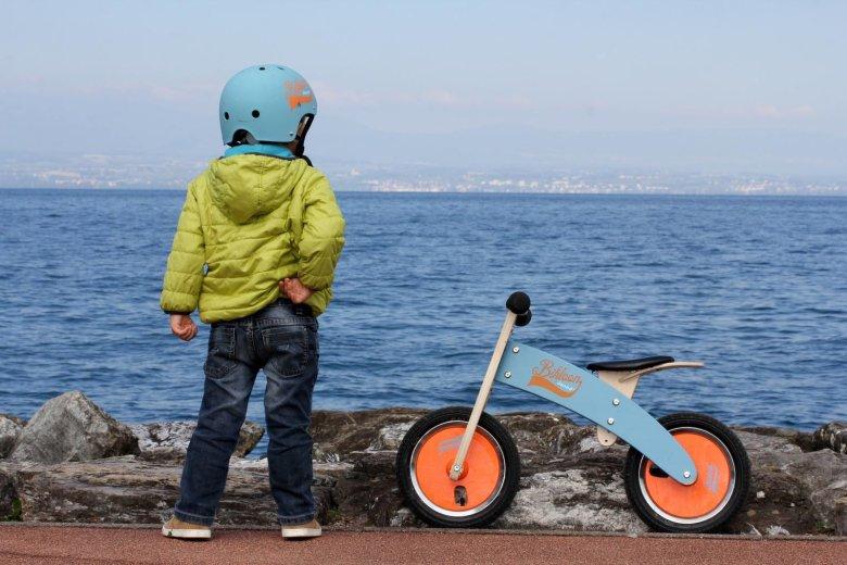 Bicikli bez pedala najbolji su izbor za prvo prijevozno sredstvo