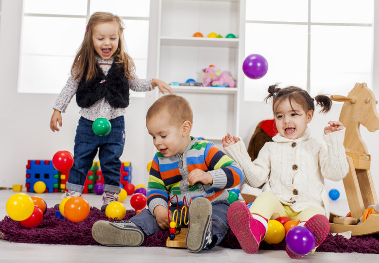 Djeca trebaju uživati u igru