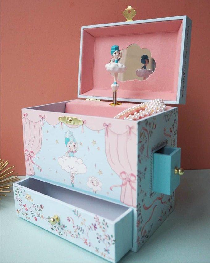 Glazbena kutija za nakit