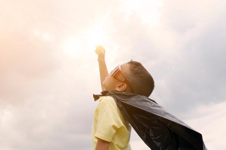 Igra pretvaranja važna je za dječji razvoj