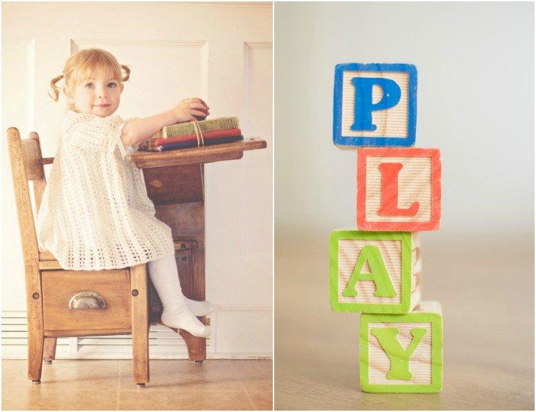 Učenje brojka, slova i boja kroz igru