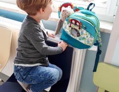 Dječji ruksaci trebaju biti prave veličine i udobni